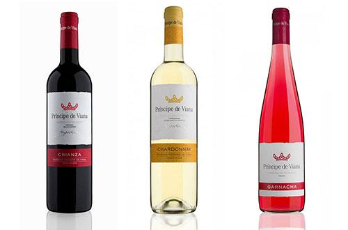 Tecnovino vinos de Principe de Viana destacada
