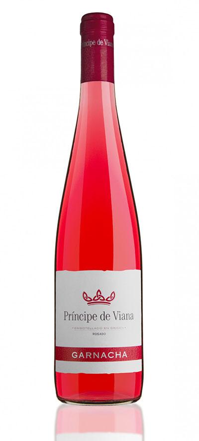 Tecnovino vinos de Principe de Viana Garnacha