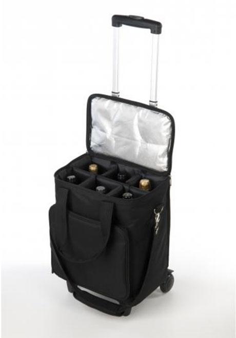 Tecnovino transportar vino en la maleta FAB 2