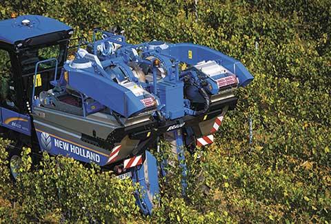 Tecnovino vendimiadoras Braud 9000L 3