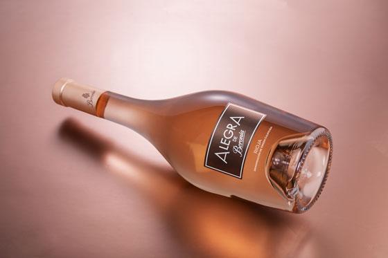 Tecnovino vino rosado Alegra de Bodegas Beronia 2