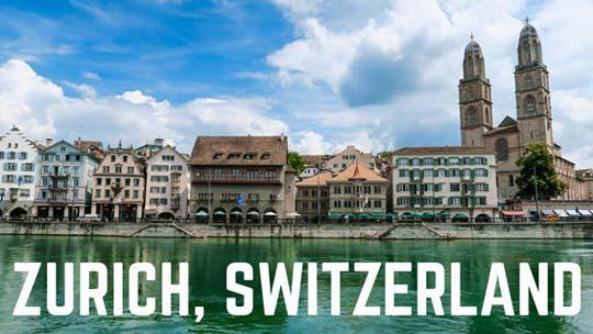 Tecnovino Albarinos al Mundo 2019 Zurich