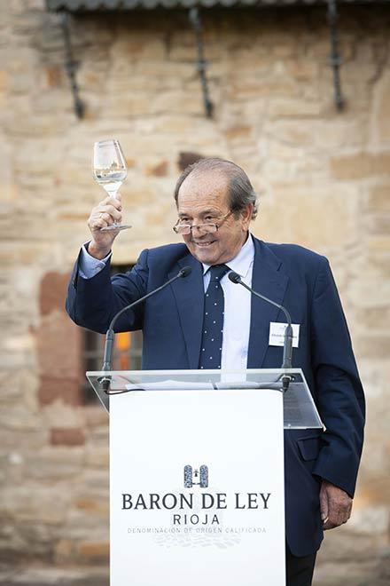 Tecnovino Eduardo Santos Ruiz presidente Baron de Ley