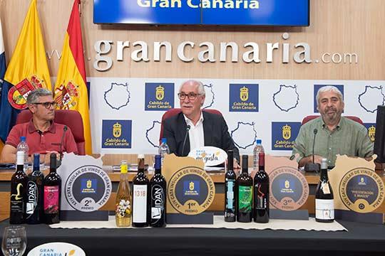 Tecnovino Mejores Vinos de Gran Canaria 2019 1
