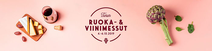 Tecnovino Turku Food and Wine Fair
