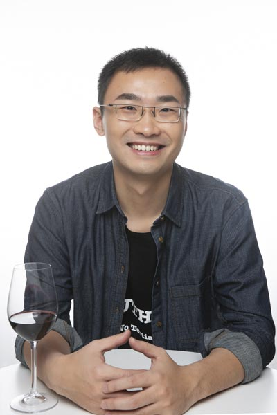 Tecnovino titulo Master of Wine 8 Gus Zhu Photo MW