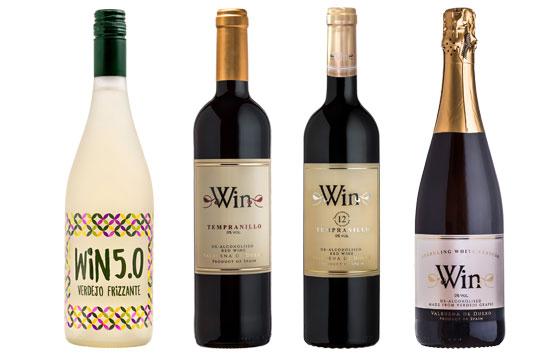 Tecnovino vino sin alcohol Win Matarromera
