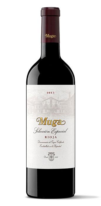 Tecnovino Bodegas Muga vino Muga Muga Seleccion Especial 2015