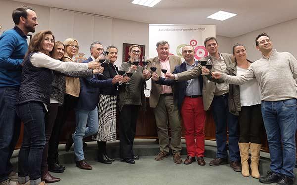 Tecnovino Ciudad Europea del Vino 2020 Aranda de Duero