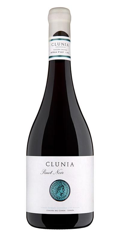 Clunia Pinot Noir, un nuevo elegante, fresco y sutil vino de altura