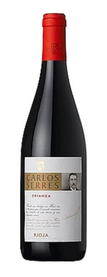 Tecnovino Compra Vino Carlos Serres Crianza