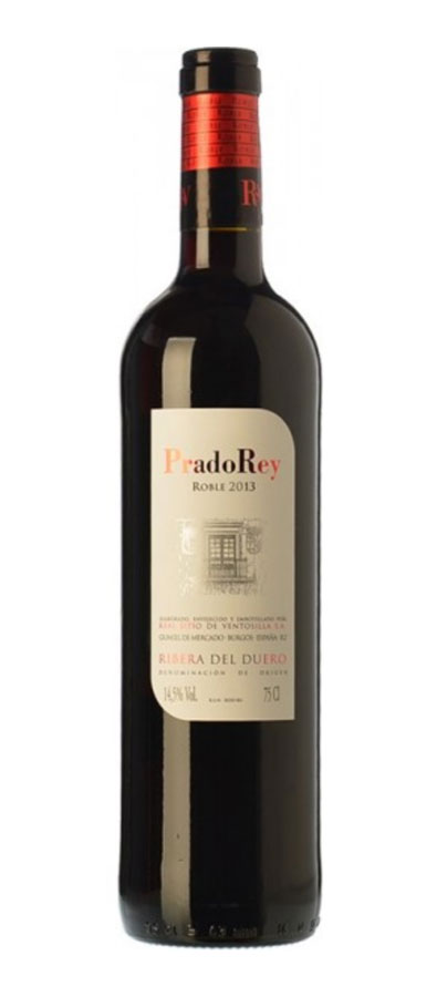 Tecnovino Compra Vino PradoRey Roble