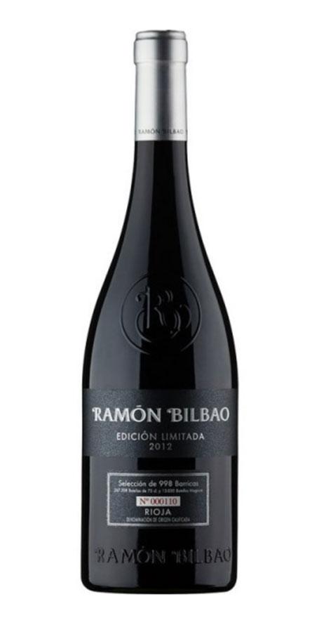 Tecnovino Compra Vino Ramon Bilbao Edicion Limitada