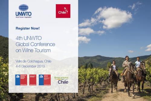 Tecnovino Conferencia Mundial sobre Turismo Enologico Chile detalle