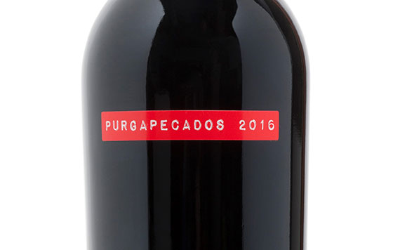 Tecnovino Purgapecados 2016 Dehesa de Luna etiqueta
