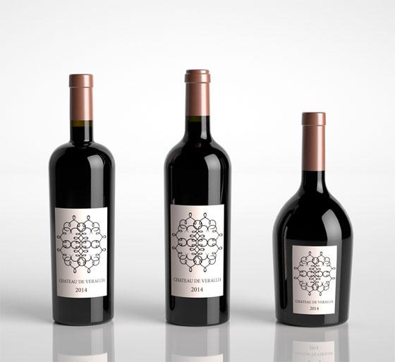 Tecnovino Verallia Virtual Glass envases de vidrio en 3D vino 1