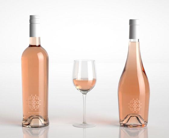 Tecnovino Verallia Virtual Glass envases de vidrio en 3D vino 2