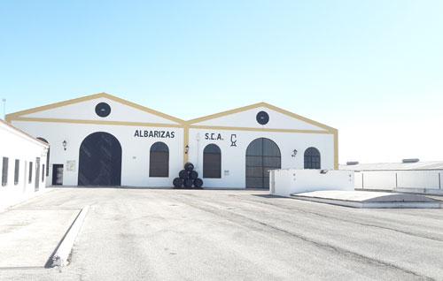 Tecnovino certificacion ecologica Albarizas CAAE