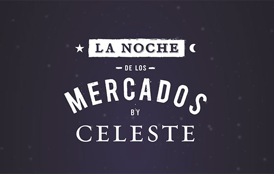 Tecnovino vino Celeste La Noche de los Mercados detalle