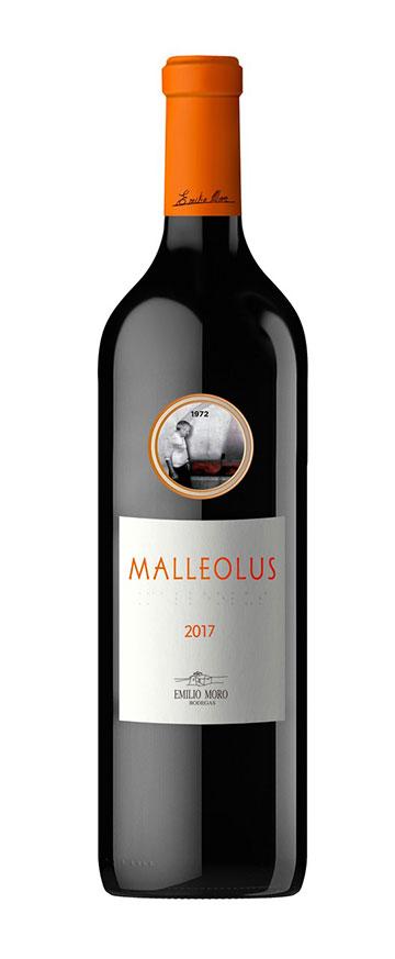 Tecnovino vino Malleolus 2017 Bodegas Emilio Moro