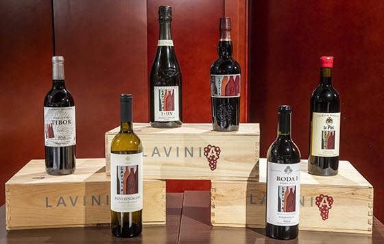 Tecnovino vinos Colección Lavinia 20º Aniversario