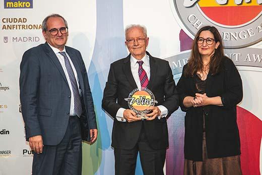 Tecnovino International Wine Challenge Merchant Awards Spain 2019 Jose Penin