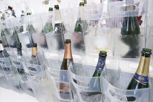 Tecnovino ProWein 2020 Champagne Lounge