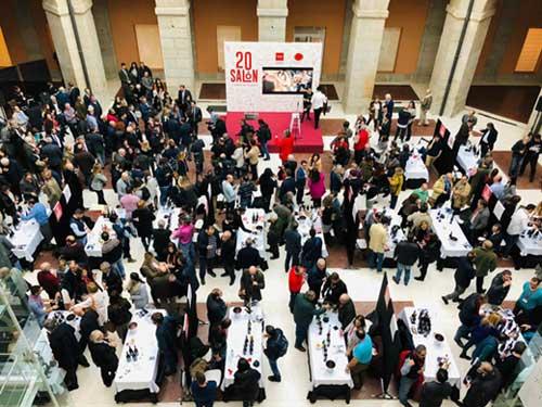 Tecnovino XX Salon Vinos de Madrid 1