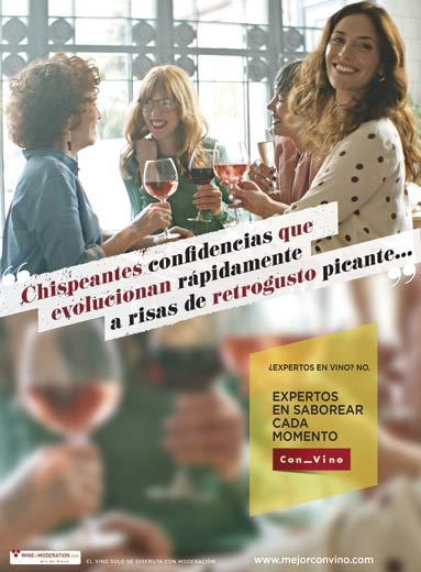 Tecnovino campana Interprofesional del Vino de Espana OIVE afterwork