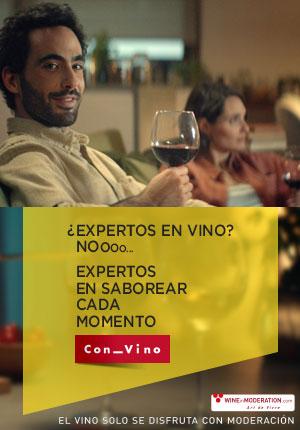 Tecnovino campana Interprofesional del Vino de Espana OIVE sofa
