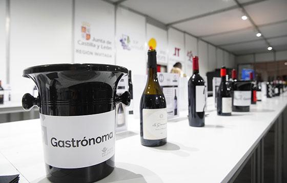 Tecnovino feria Gastronoma 2019 vinos detalle