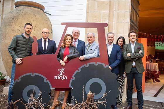 Tecnovino vinos de Rioja Plaza Mayor Rioja Sevilla 2