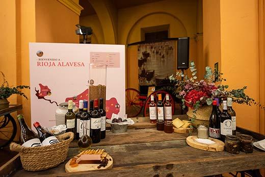 Tecnovino vinos de Rioja Plaza Mayor Rioja Sevilla 3