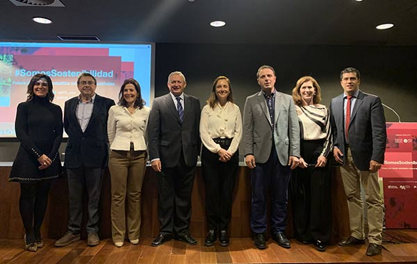 Tecnovino Jornada Somos Sostenibilidad sostenibilidad del sector vitivinicola OIVE PTV