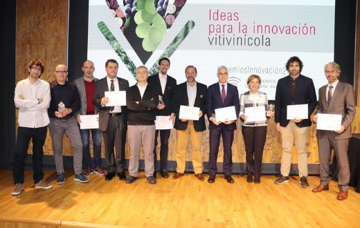 Tecnovino premios innovacion 2019