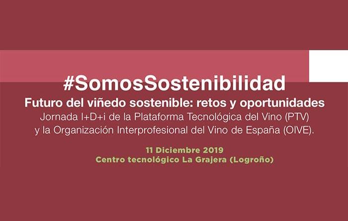 Tecnovino sostenibilidad del vinedo jornada OIVE PTV
