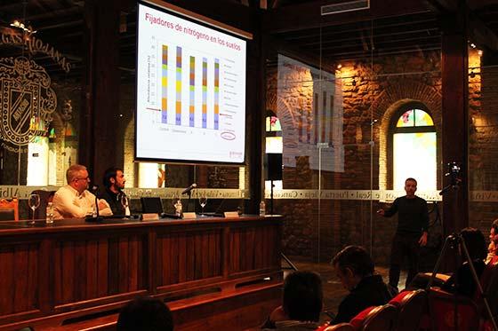 Tecnovino sostenibilidad en la actividad vitivinicola Bodegas Riojanas 2