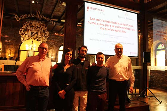 Tecnovino sostenibilidad en la actividad vitivinicola Bodegas Riojanas 3