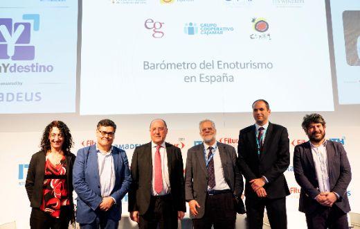 Tecnovino Barometro del Enoturismo en Espana