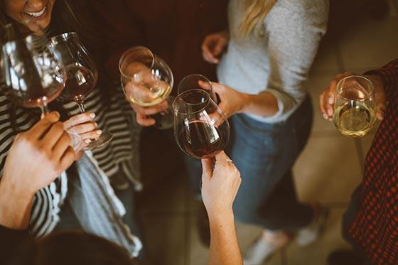 Tecnovino vino y coronavirus