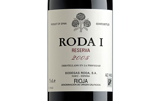 Tecnovino vino Roda I Bodegas Roda detalle