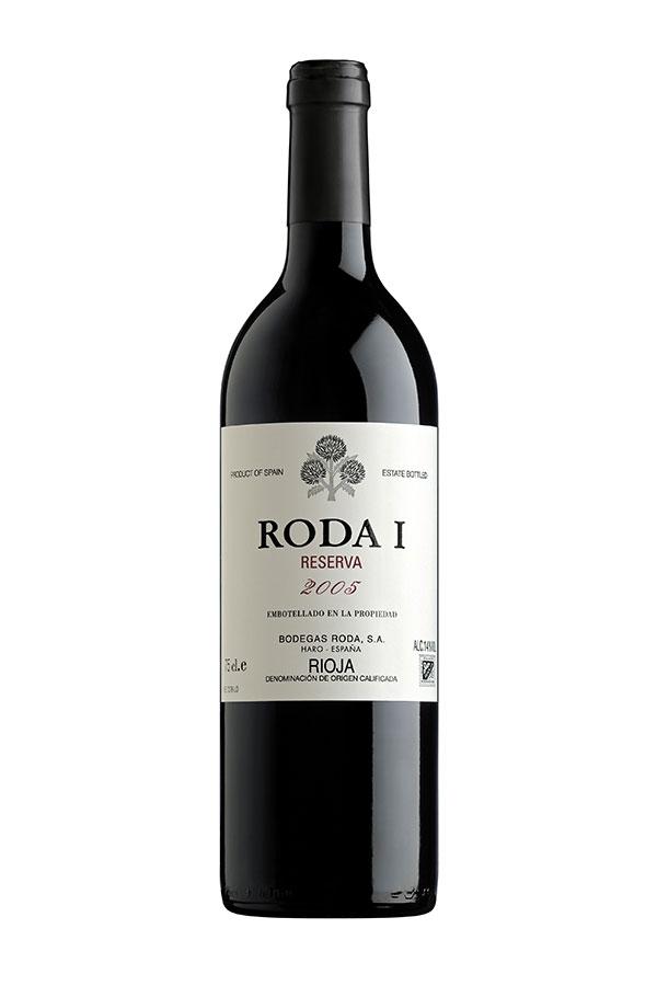 Tecnovino vino Roda I Bodegas Roda