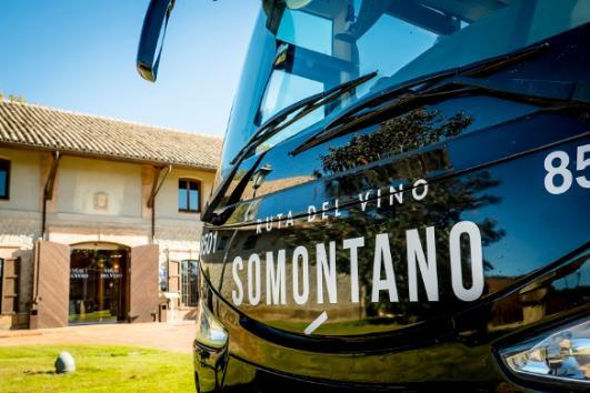 Tecnovino Bus del Vino Somontano
