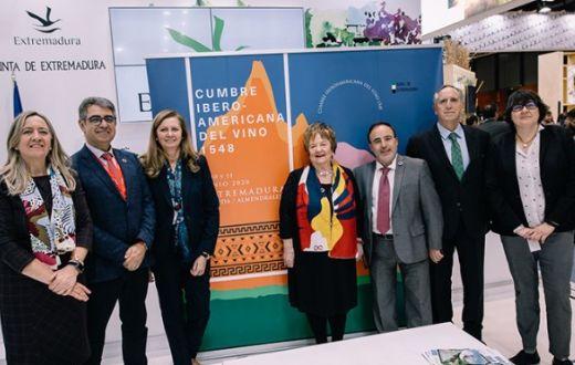 Tecnovino Cumbre Iberoamericana del vino