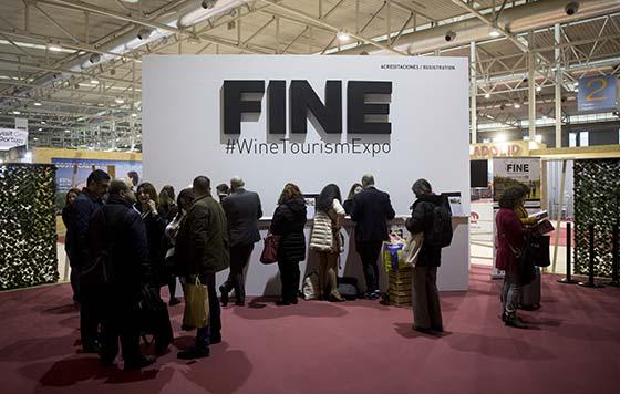 Tecnovino FINE 2020 feria enoturismo detalle