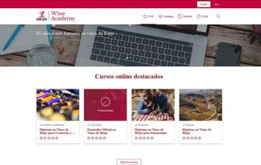 Tecnovino Rioja Wine Academy