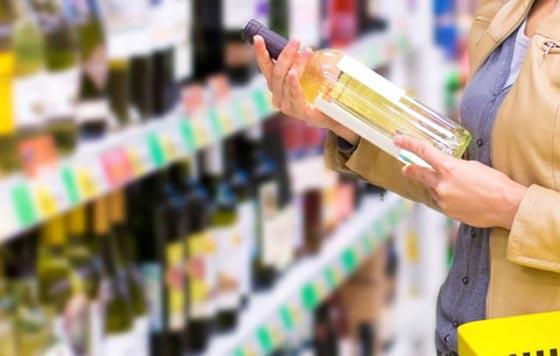 Tecnovino compras de vino en alimentacion