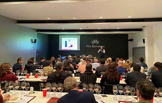 Tecnovino diversidad de los vinos de Rioja jornada BWW detalle 1