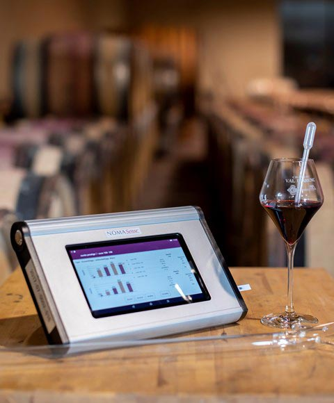 Tecnovino sensibilidad del vino a la oxidacion Vinventions