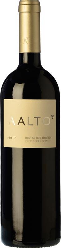Tecnovino vinos mas vendidos Vinissimus Aalto 2017